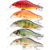 VTAVTA 7cm 11g Floating Wobbler Deep Diving Crankbait Fishing Lure  Hard Bait With #6 Hooks isca Artificial Fishing Tackle Lure