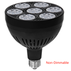 Hitam (Non Dimmable)