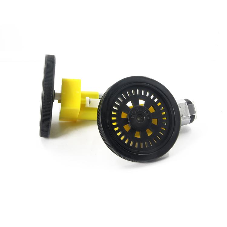 Мини-двигатель постоянного тока, коробка передач постоянного тока для робота
