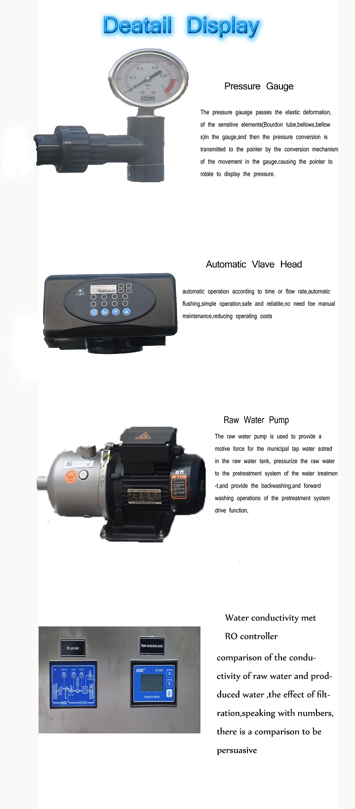 product-Ocpuritech-250 Lph Ro System industrial drinking water filter Machine Reverse Osmosis purifi-1