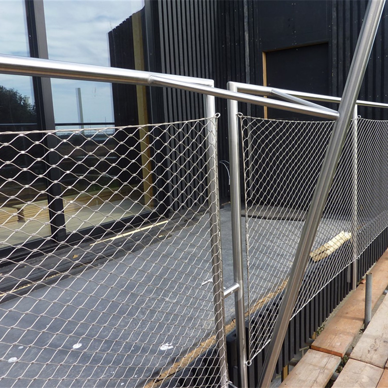 latest company news about STAINLESS STEEL CABLE MESH