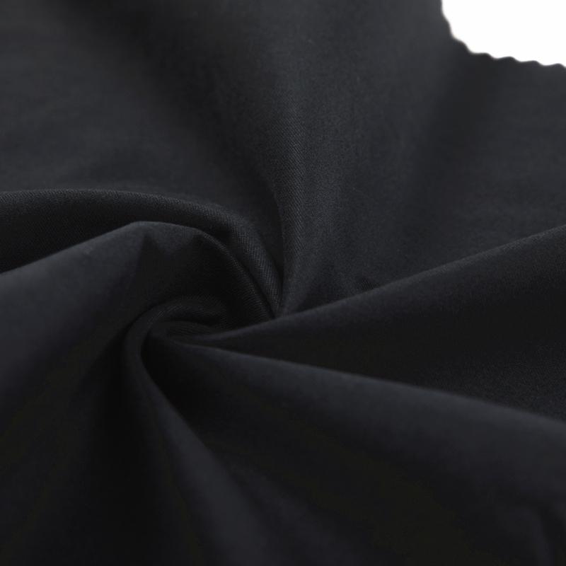 42 полиэстер, 10 нейлон, 48 хлопок, 2/1 саржа, смешивание, водонепроницаемая ткань с начесом для курток и пальто