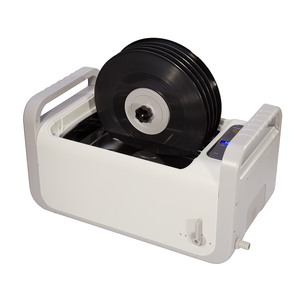 CODYSON 7.5L Ультразвуковой очиститель 10 LP виниловая запись Очистка