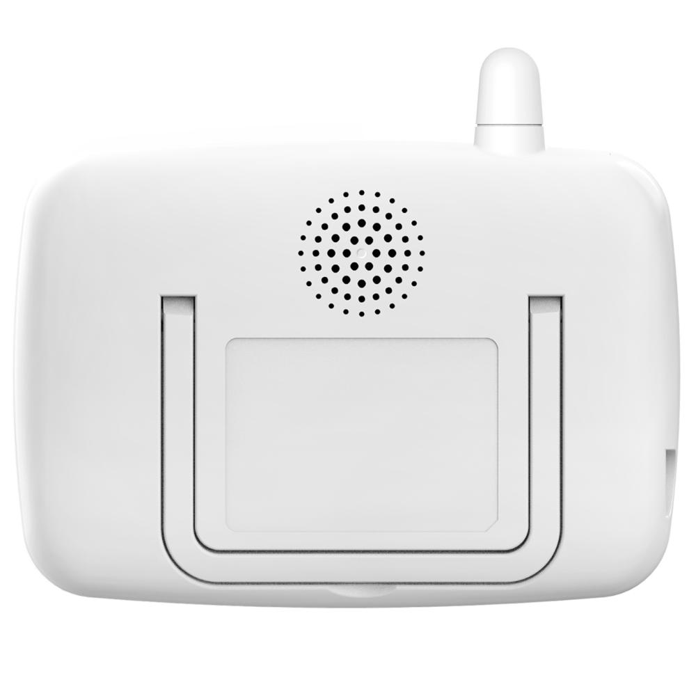 Многофункциональный цифровой аудио ребенок плачет 3,2 дюймов видео ночного видения для оптики контроль температуры компании