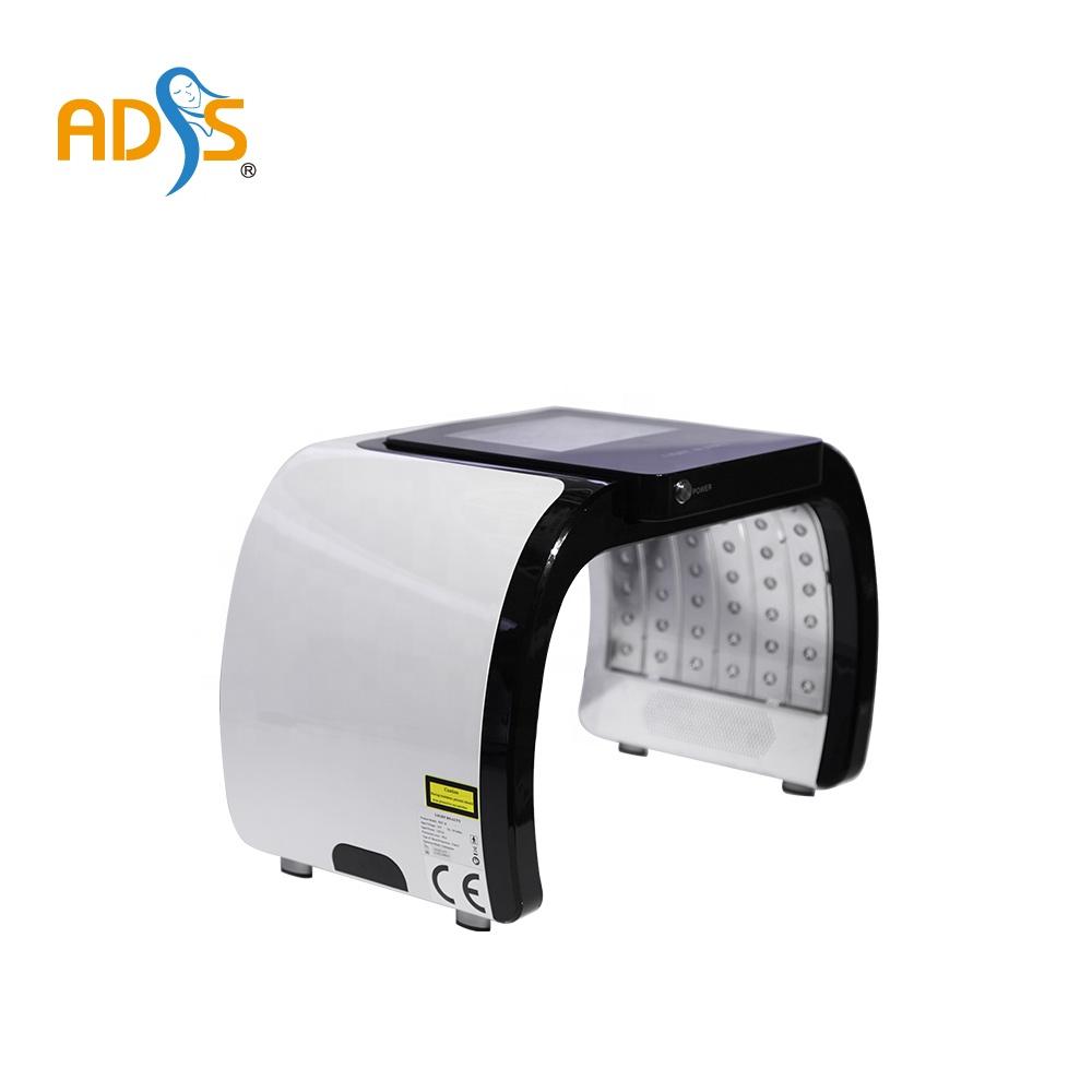 Лидер продаж, OEM Medical CE 7 видов цветов PDT, светодиодный аппарат для световой терапии лица для удаления акне, омоложения кожи