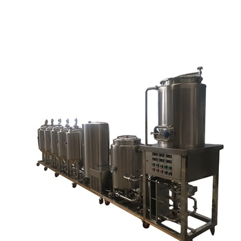 50L/100L home beer brewing equipment