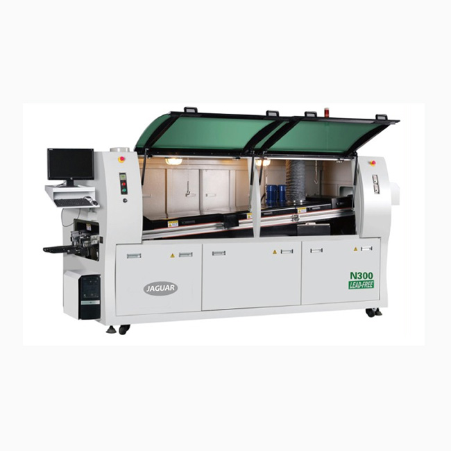 High Quality  N300 Lead-free wave soldering machine for PCB PCBA