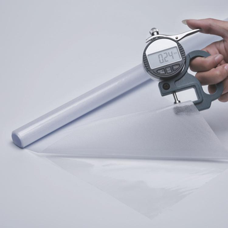 Домашний декор, виниловый рулон, белое стекло, декоративная ПВХ матовая статическая липкая оконная пленка