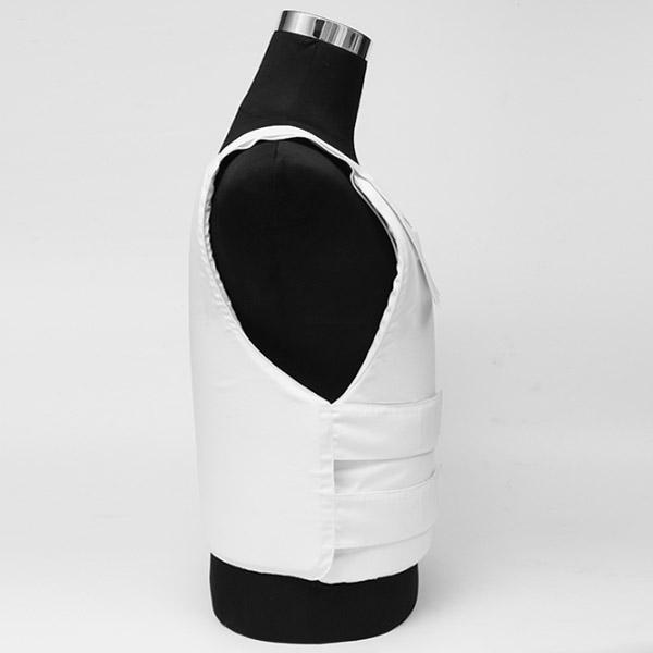 Soft concealed aramid pe ballistic bullet proof army military nij 0101.06 04 level iiia 3a bulletproof vest