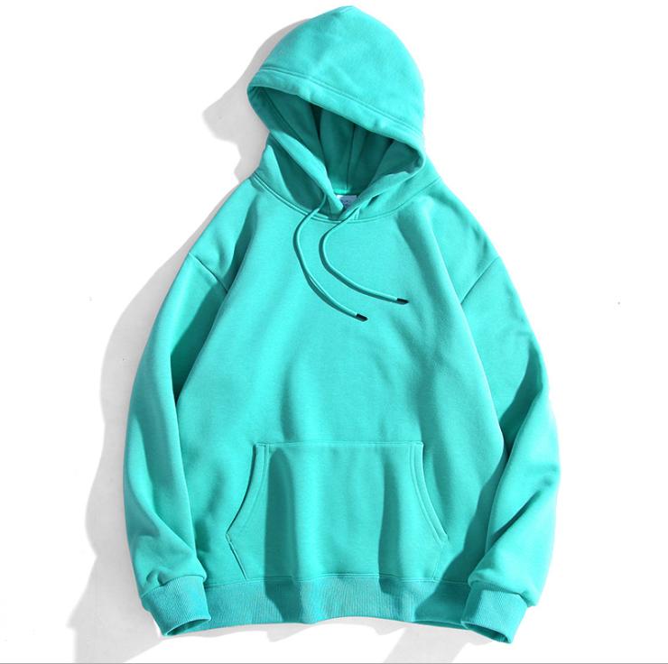 Custom Hip Hop Big Pocket Baggy Woman Sweatshirt Sublimation Printed/Screen Printed Woman Hoodies