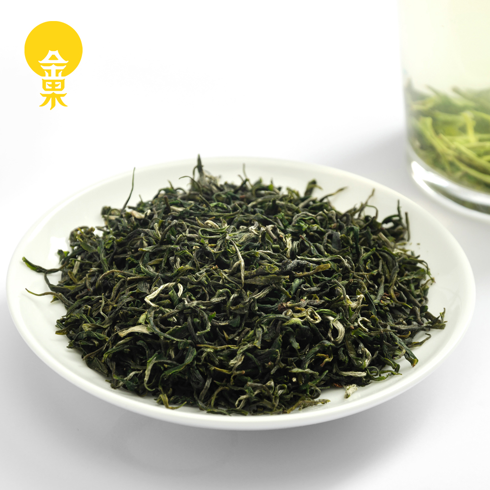 100% Pure Organic Chinese Native Alpine Maofeng Green Tea Can Be Packed In Bulk or In Boxes - 4uTea | 4uTea.com