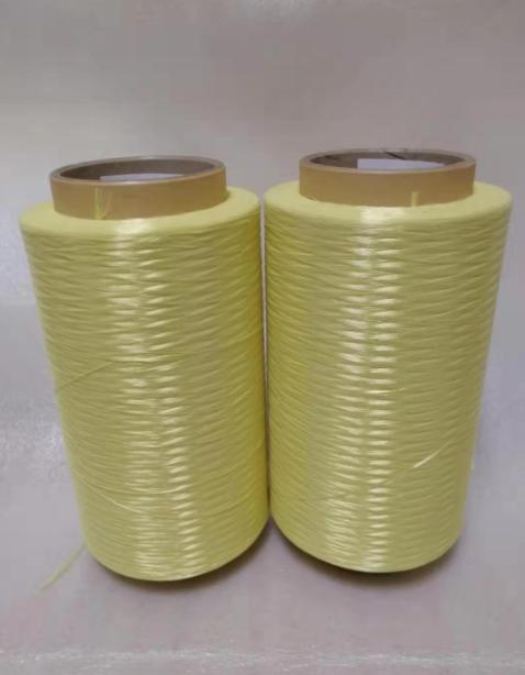 RUNHUNT Flame Retardancy Used In Tires Optical Cables Bulletproof High Iron Aerospace Aramid Filament VF2070 1000D