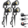 UK Plug Lamp