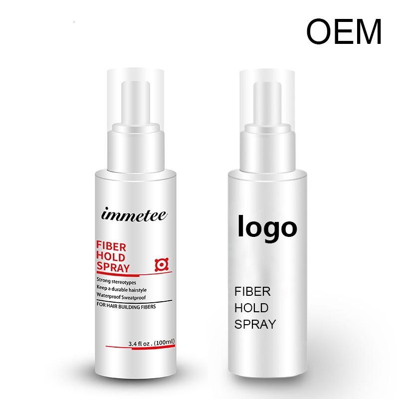 Масло для роста волос спрей против выпадения волос кератин натуральные волокна для наращивания волос