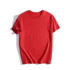 T Shirt High Qualiy Customizable Comfortable Sweat Proof Men's Gym Blank Heat Transfer T Shirt