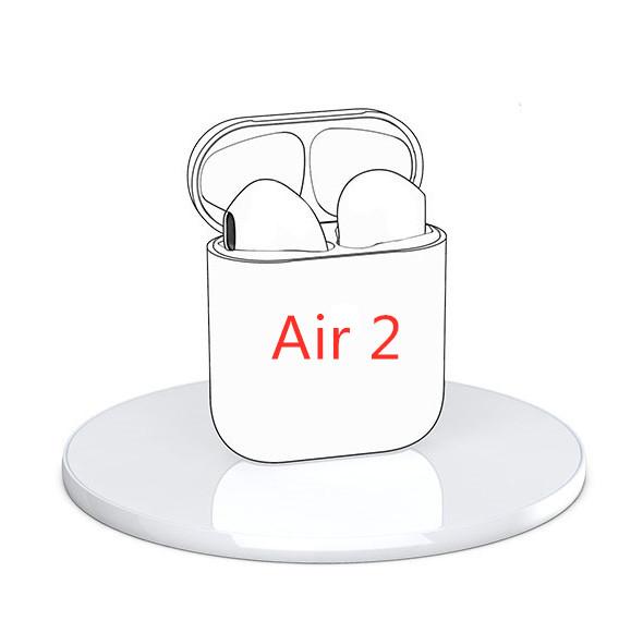 Gen 2 Airoha 1536 1536U Rename In Ear Detect Sensor I200 I500 I9000 Air 1Bluetooth Earphone True Wireless Tws Earbuds Headphones - idealBuds Earphone | idealBuds.net