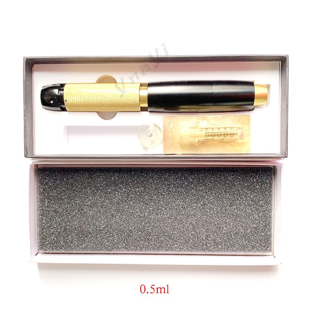 YanYi 0,5 мл инжектор без необходимости, пистолет для мезопистолета, гиалуроновая ручка для кожи