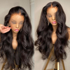 Body Wave Frontal wig 150% Density)