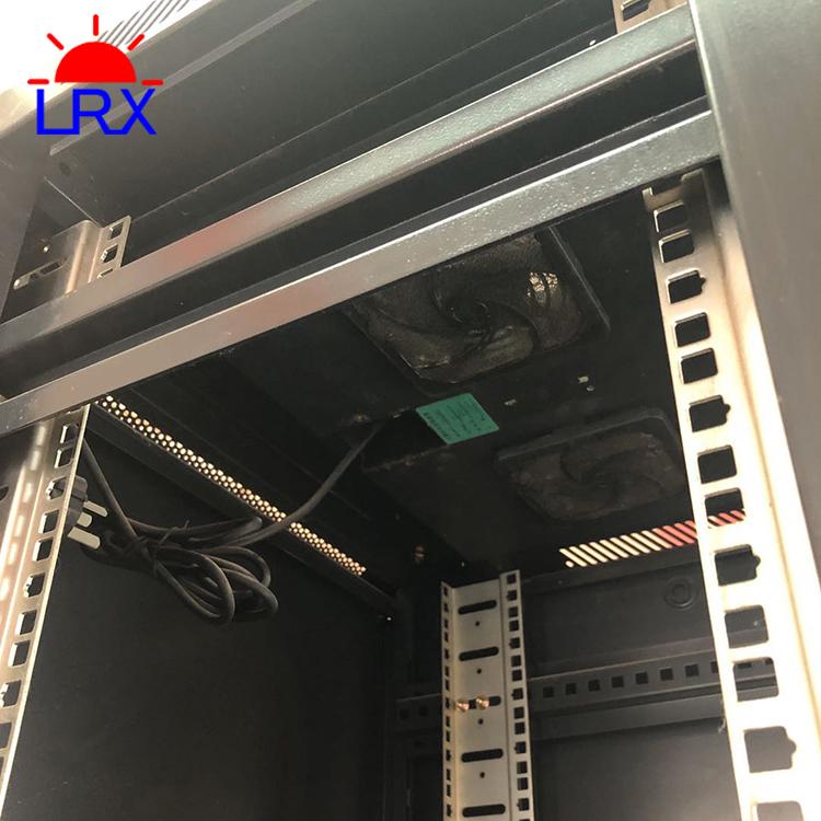 Fan Wall Mount/Floor Stand Data Cabinet DDF Cabinet Network Cabinet Server Rack
