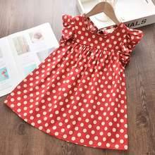 Платья для девочек bear leader, летнее вечернее платье для девочек, элегантные Детские платья с вышивкой и бантом для девочек, милые комплекты, пл...(Китай)