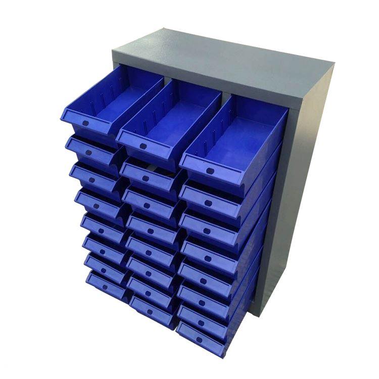 Сверхмощный лоток для мелких деталей, пластиковый органайзер для хранения деталей