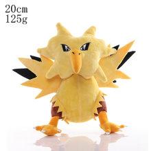 TAKARA TOMY pokemon pikachu Mewtwo Venusaur Umbreon Dragonite Wartortle Mudkip плюшевые игрушки для детей(Китай)