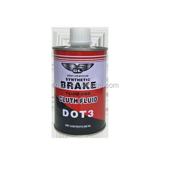 Super heavy duty dot 3 brake fluid cheap price