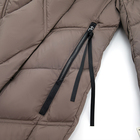 Winter Jacket Women Winter Coats Casual Style 96% Cotton Long Thick Winter Coat Down Feather Jacket Women Padded Jacket