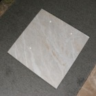 Floor Porcelain And Ceramic Indoor Floor 80x800mm Light Gray Full Body Polished Glazed Tile From Foshan