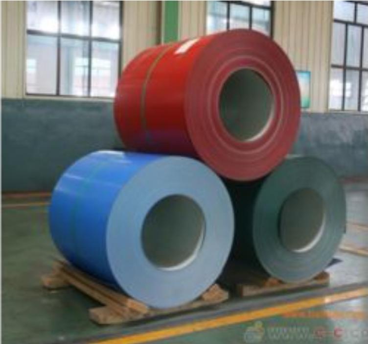 Высококачественная цветная стальная катушка, предварительно окрашенные Оцинкованные Стальные катушки, Стальные катушки с полимерным покрытием
