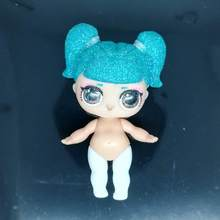 Оригинальная кукла-сюрприз, 1 шт., можно выбрать стиль, меняющий цвет, с номером на спине, Ограниченная Коллекция, подарок на Рождество для де...(Китай)