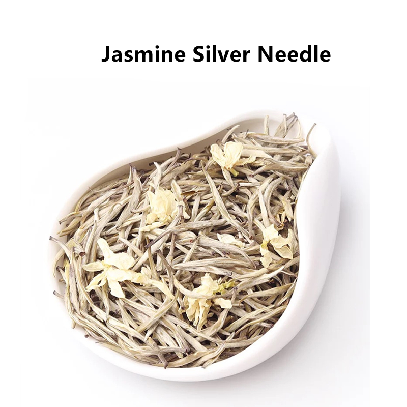 High Fragrance Jasmine Green Tea Leaves Jasmine Scented Bubble Tea Ingredients Flavored Jasmine Green Tea