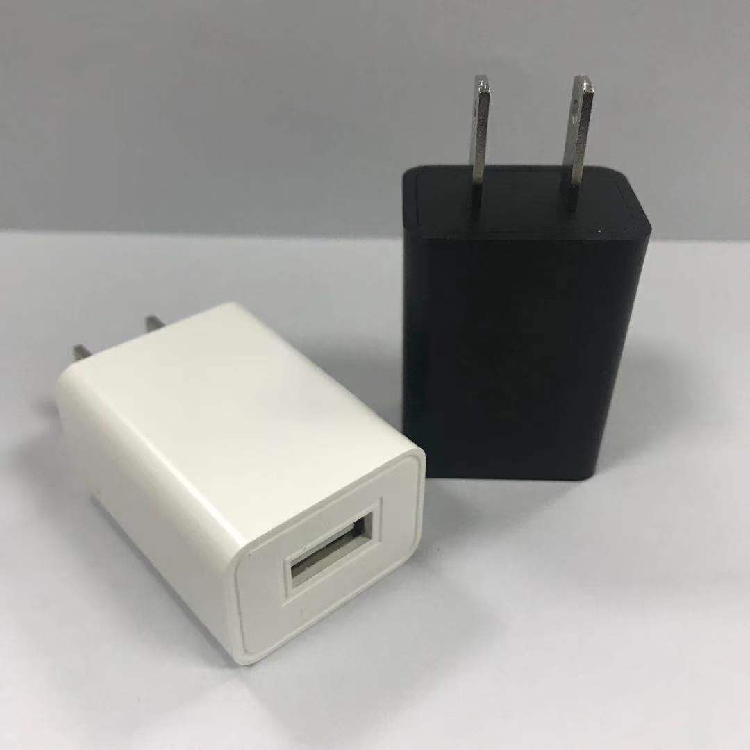 US Single port 5V 2000maH usb charger for mobile phone power AC adapters