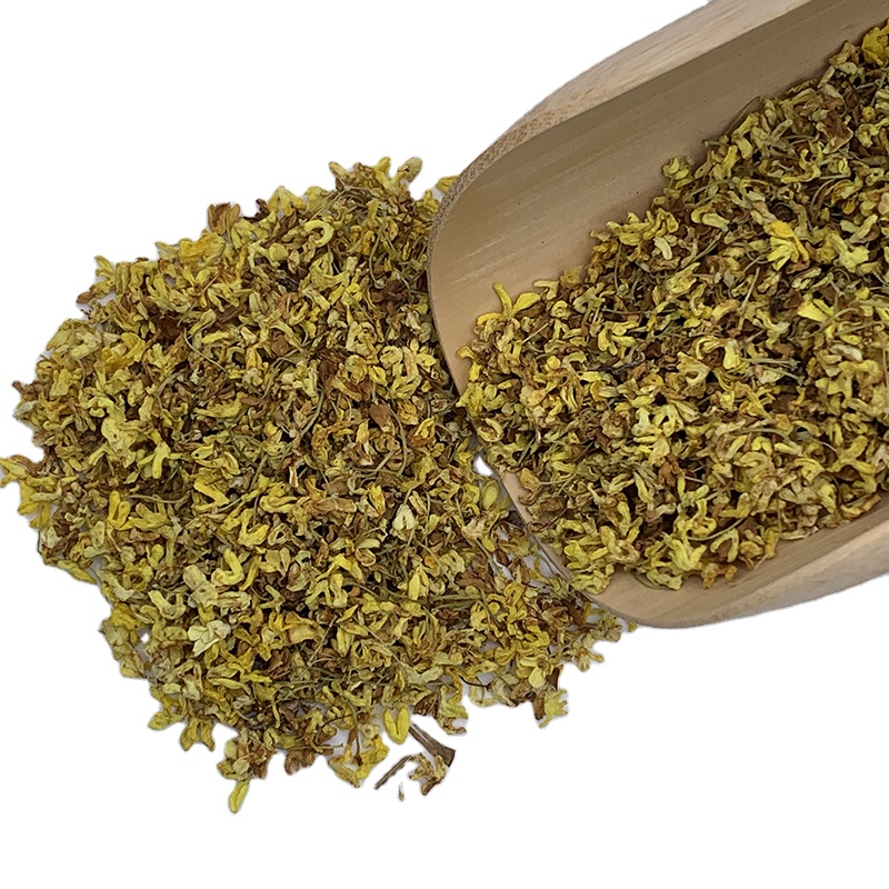 0194 Chinese Traditional Health Dried Fitne Herbal Tea Osmanthus Flower Tea - 4uTea | 4uTea.com