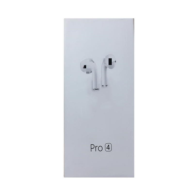 Original Mini Pro4 TWS wireless earphones headphones gaming headset IPX5 waterproof PK i12 i11 i9000 Pro3 - idealBuds Earphone | idealBuds.net