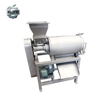 Stainless Steel Cactus Fruits Pulping And Juicing Machine Prickly Pear Pulp And Seed Separation Machine Cereus Pulping Machine