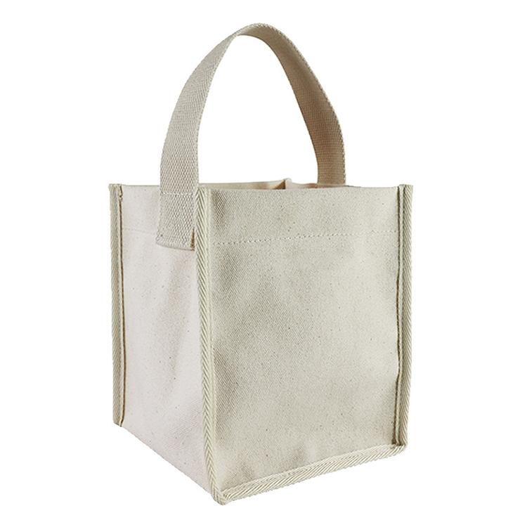 Изготовленная на заказ прочная сумка многоразовая Экологически чистая хлопковая Холщовая Сумка для покупок с логотипом