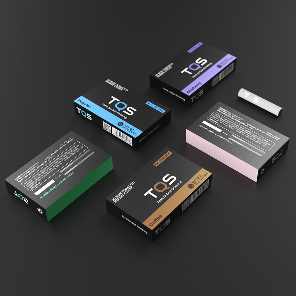Горячая Распродажа, TQS 20, палочки для нагрева, не обжигают, устройство для курения сигарет