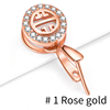#1 Rose Gold