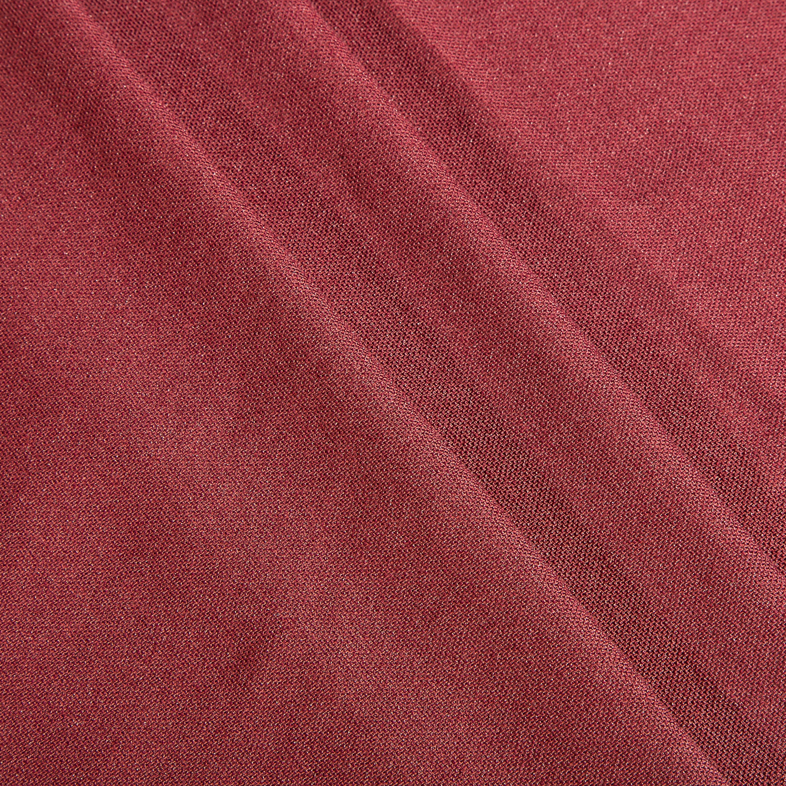 65%Polyester 35% Cotton Knitted Pinue Mesh Fabric For T-shirt And Polo