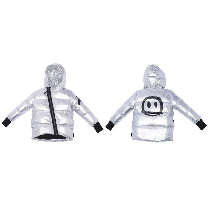 Huiquan/Зимний дышащий пуховик для мальчиков; Детский пуховик с капюшоном