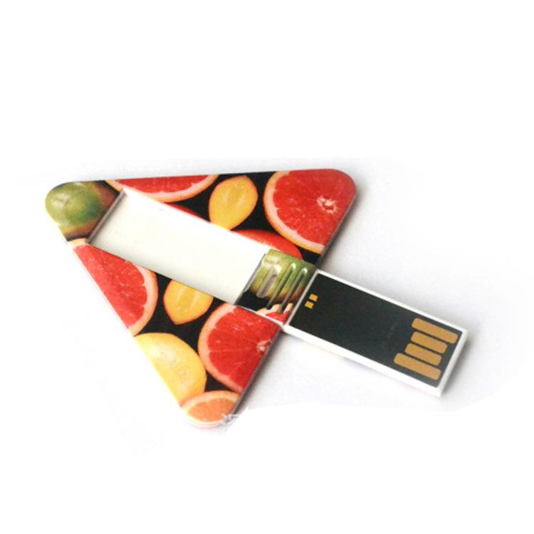 Usb Flash Drive USB 2.0 4GB 8GB 16GB 32GB 64GB Metal Card Pendrive Business Gift Usb Stick Credit Card Pen Drive - USBSKY | USBSKY.NET