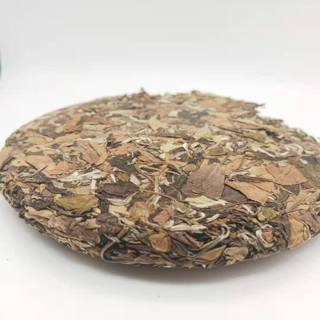 2019 Years Old 350g Aged Fuding White Tea Cake Gift baicha bing Compress Health Tea White tea - 4uTea | 4uTea.com