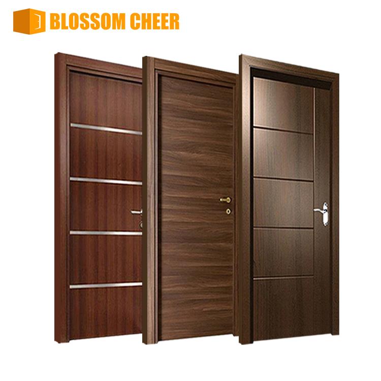 Modern Wooden Bedroom Door Design Prehung Melamine Mdf House Hotel Room Interior Wood Door With Frames Buy Mdf Door Solid Wood Interior Doors With Frames Oors Interior House Product On Alibaba Com