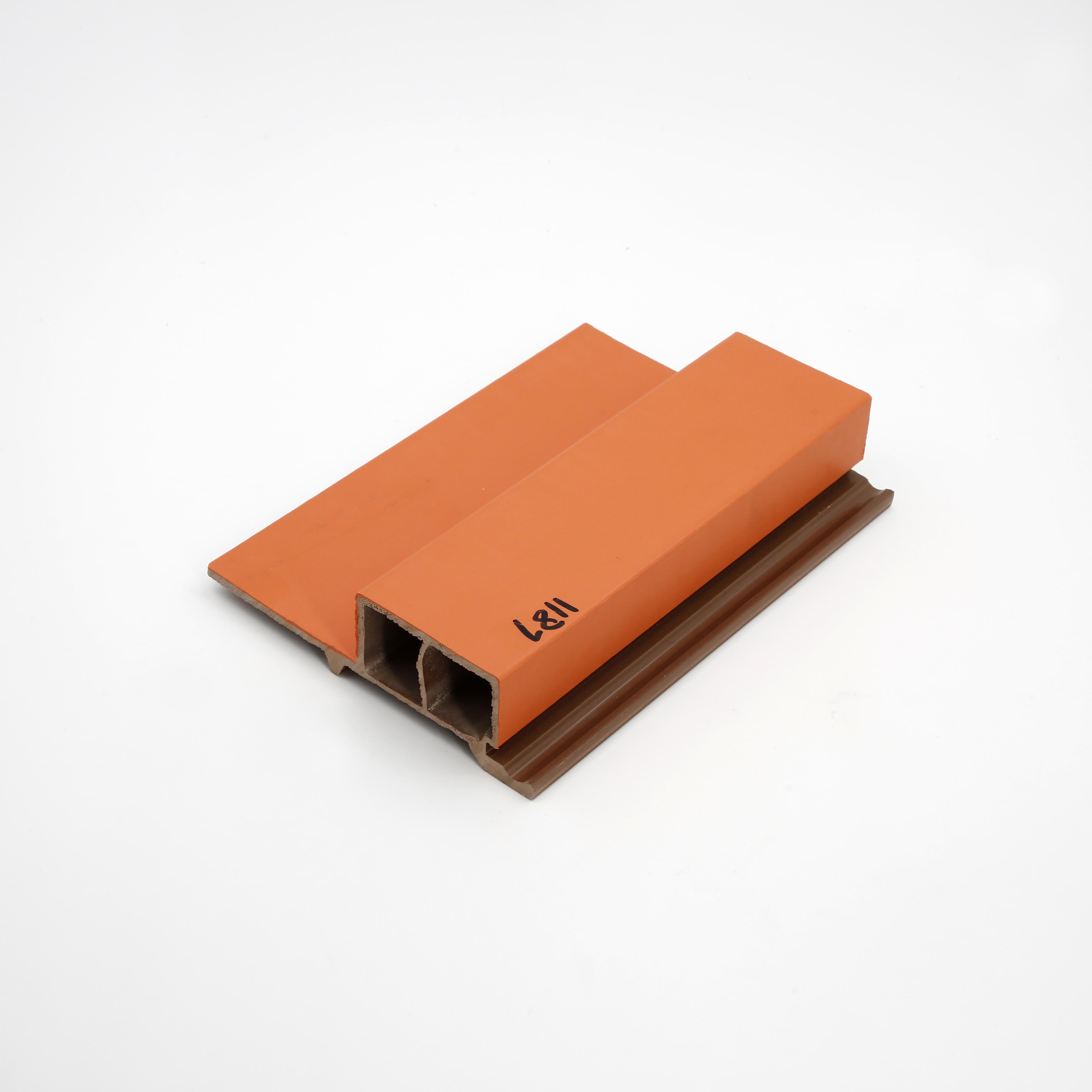 Простая установка домашние интерьерные напольные панели из пластика