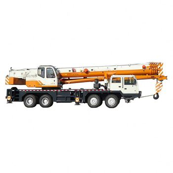 Truck Mounted 60 Ton Crane Truck For Sale ZTC600R562