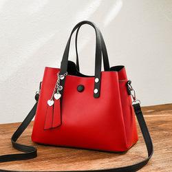 3 предмета в комплекте из Pu искусственной кожи, сумки из натуральной кожи для женщин Роскошные ювелирные изделия, обшитые вручную сумочки сумки