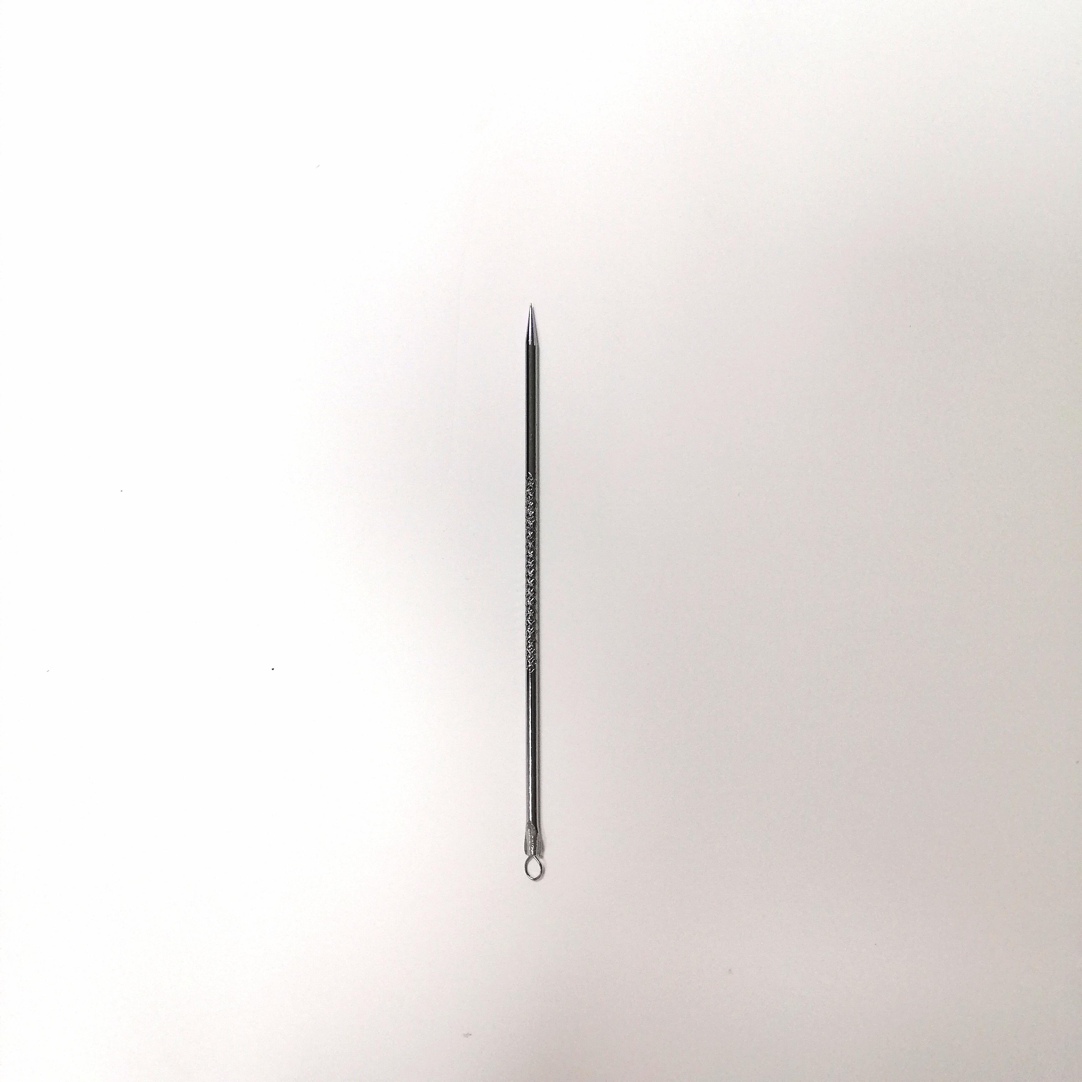 Красота Личная забота высокое качество удаления черных точек иглы из нержавеющей стали ance иглы