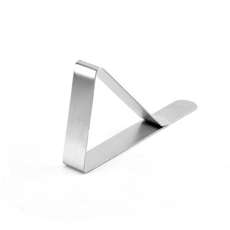 Stainless Steel Table Cloth Clip Table Cover Clamps Picnic Outdoor Table Cloth Holder