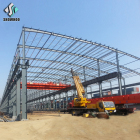 Prefab Warehouse China Modern Light Prefab Warehouse Steel Structure